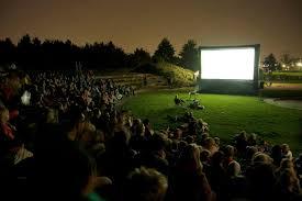 Outdoor Cinema Botanical Gardens Outdoor Open Air Cinema