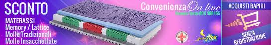 materasso standard materassi su misura