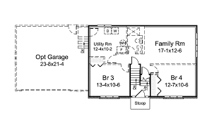 ranch home plans with basements roseville raised ranch home plan 008d 0022 house plans and more
