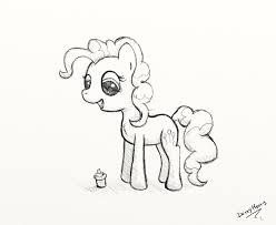 yay cupcake sketch by dennyhooves on deviantart