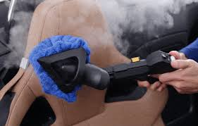 Steam Cleaner Upholstery The Most Efficient Car Detailing With Dupray Steam Cleaners