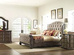 Tufted Sleigh Bed King Thomasville Sleigh Bed Upholstered Sleigh Bed Furniture
