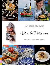 livre cuisine poisson le télégramme recettes livre de recettes vive le poisson