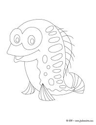 coloriages coloriage poisson d u0027avril rigolo fr hellokids com