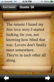 Wedding Quotes Rumi Rumi Love Quote Fiery Heart Quotable Quotes Pinterest Vows