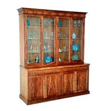 glass shelves for china cabinet heritage china hutch w 6 glass shelves martin macarthur