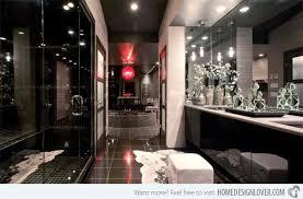 Black Bathroom Cabinet Black Cabinet Designs In 15 Bathroom Spaces Home Design Lover