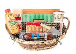 snack baskets deli direct s gourmet all occasion snack basket