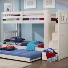 Bunk Beds With Stairs And Storage Neutron Children S Bunk Bed With Stair Storage