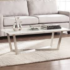 wayfair marble coffee table faux marble coffee tables wayfair