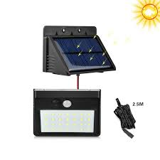 how to charge solar lights indoor separable solar panel easy to charge led solar l 3 modes indoor