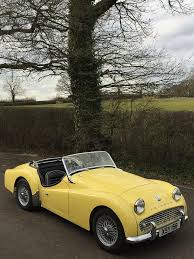 triumph tr3 for sale classic cars for sale uk