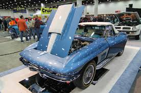 customized cars coolest corvettes from the 2016 detroit autorama rod network