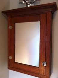 Medicine Cabinet Door Hinges Solid Wood Medicine Cabinet Great Solid Wood Medicine Cabinet With