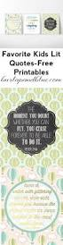 literature quotes for kids free printables free printables