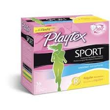 Most Comfortable Tampons For Swimming Amazon Com Playtex Sport Unscented Tampon Regular Absorbency 36