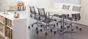Herman Miller Aeron Executive Chair Herman Miller Sayl Office Chair Sayl Stool Hivemodern Sayl Office
