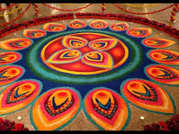 rangoli decoration happy diwali top 10 beautiful diwali rangoli decorations