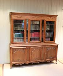 french oak cabinet bookcase c 1880 france from worboys antiques