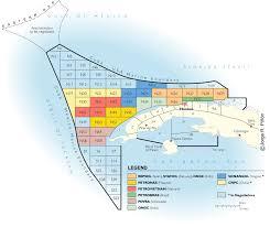 Cuban Map Pemex May Join Offshore Oil Race In Cuba Cuba Standard Your