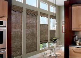 Bamboo Curtains For Windows Bamboo Shades We Measure U0026 Install Budget Blinds