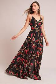 floral maxi dress alantra floral maxi dress anthropologie