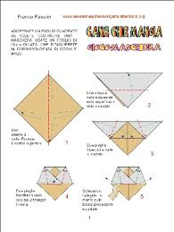 origami gabbiano animali paper airplanes aerei di carta mask maschere origami
