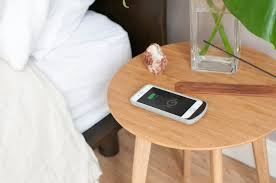furniqi u0027s stylish furniture will wirelessly charge your smartphone