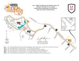 Waco Map Stampede Cameron Park Zoo