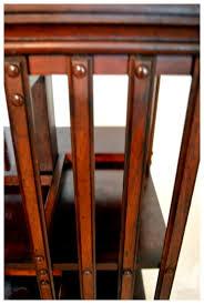 Danner Revolving Bookcase Revolving Bookcase Signed John Danner Front Porch Antiques