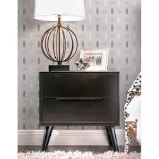 modern nightstands and bedside tables allmodern