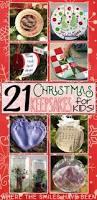 21 christmas keepsakes for kids