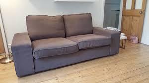 Kivik Armchair Kivik Three Seat Sofa Dansbo Dark Grey Posot Class