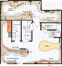Train Floor Plan by Usmrr Aquia Line And Other Model Railroad Adventures May 2014