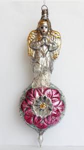 691 best vintage antique christmas ornaments images on pinterest