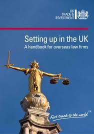 uk set up handbook for law firms