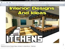 minecraft kitchen furniture minecraft modern kitchen designs home decor large size modern