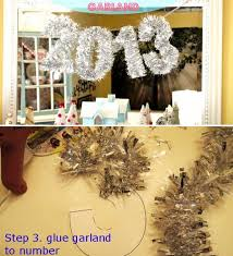New Year Decoration Ideas For Home by New Year Decoration Ideas Top 32 Sparkling Diy Decoration Ideas