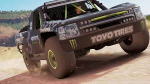 rally truck suspension forza horizon 3 trophy truck u0027s suspension soaks up rough trail