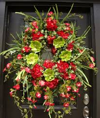 items similar to large wreath wreath front door
