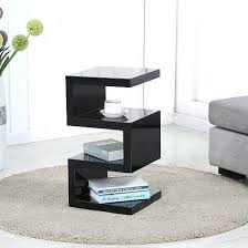 White Side Tables For Living Room Modern Side Table Pterodactyl Me
