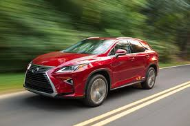 red lexus 2016 lexus rx review