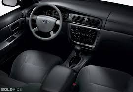 Ford Taurus Interior 2006 Ford Taurus Information And Photos Zombiedrive
