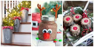 Crazy Christmas Party Ideas 55 Easy Christmas Crafts Simple Diy Holiday Craft Ideas U0026 Projects