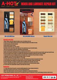 Laminate Wood Flooring Repair Kit Mini And Electronic Wood Floor Fix Kit With Repair Wax Set Buy