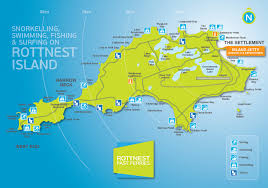 Washington Ferry Map Ferry To Rottnest Island Need To Know Before You Go Rottnest