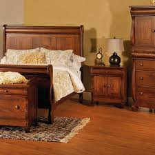 Sleigh Bed Pictures by Old Classic Sleigh Bed Amish Bedroom Furniture U2013 Amish Tables