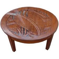 bali round coffee table at elementfinefurniture com hand made