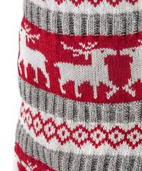 knit christmas cozy knit reindeer christmas tree classics