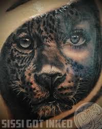 best leopard tribal tattoo design tattooshunter com